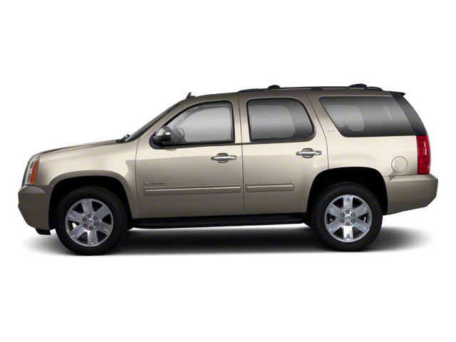 Gold Mist Metallic 2012 GMC Yukon Pictures Yukon Utility 4D SLT 4WD photos side view