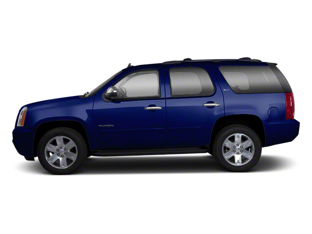 Heritage Blue Metallic 2012 GMC Yukon Pictures Yukon Utility 4D SLT 4WD photos side view