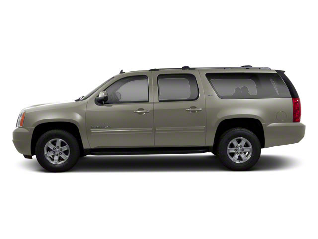 Steel Gray Metallic 2012 GMC Yukon XL Pictures Yukon XL Utility C2500 SLT 2WD photos side view