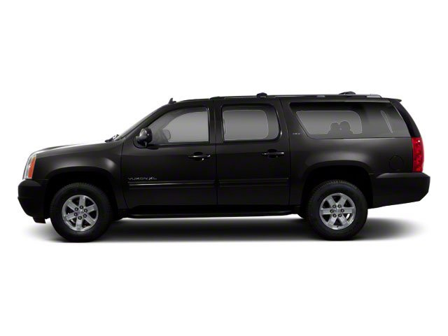 Onyx Black 2012 GMC Yukon XL Pictures Yukon XL Utility C2500 SLT 2WD photos side view