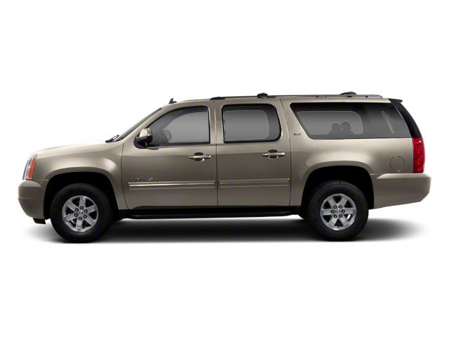Gold Mist Metallic 2012 GMC Yukon XL Pictures Yukon XL Utility C2500 SLT 2WD photos side view