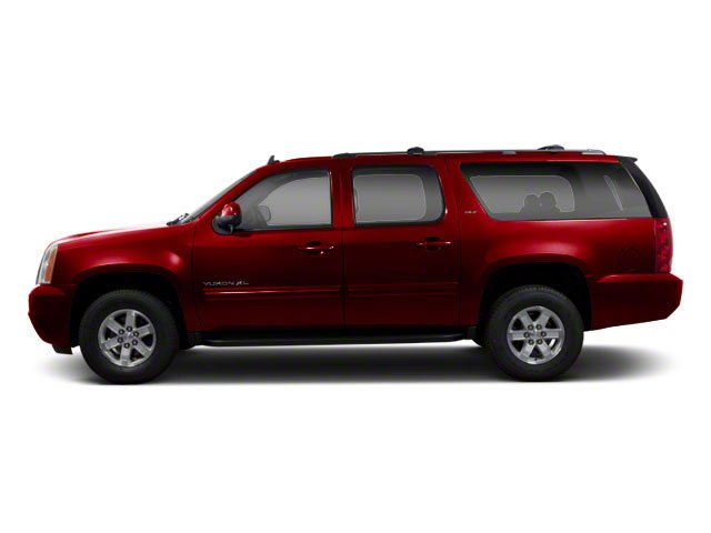 Crystal Red Tintcoat 2012 GMC Yukon XL Pictures Yukon XL Utility K1500 SLT 4WD photos side view