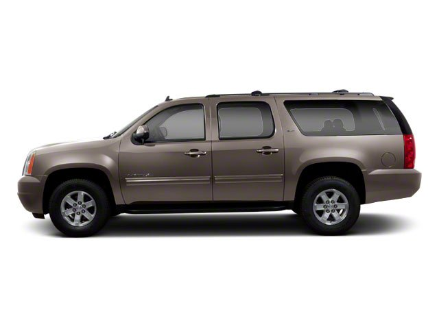 Mocha Steel Metallic 2012 GMC Yukon XL Pictures Yukon XL Utility C2500 SLT 2WD photos side view