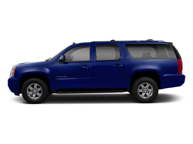 Heritage Blue Metallic 2012 GMC Yukon XL Pictures Yukon XL Utility C2500 SLT 2WD photos side view