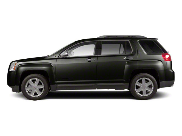 Steel Gray Metallic 2012 GMC Terrain Pictures Terrain Utility 4D SLT AWD photos side view