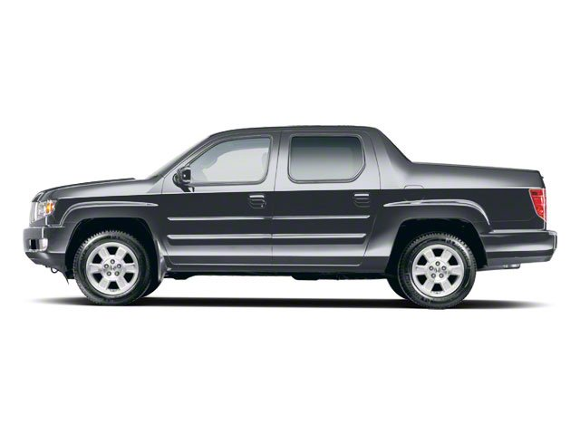 Alabaster Silver Metallic 2012 Honda Ridgeline Pictures Ridgeline Utility 4D RTS 4WD photos side view