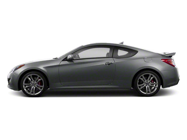 Gran Premio Gray 2012 Hyundai Genesis Coupe Pictures Genesis Coupe 2D Track photos side view
