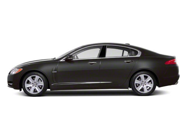 Stratus Grey 2012 Jaguar XF Pictures XF Sedan 4D photos side view