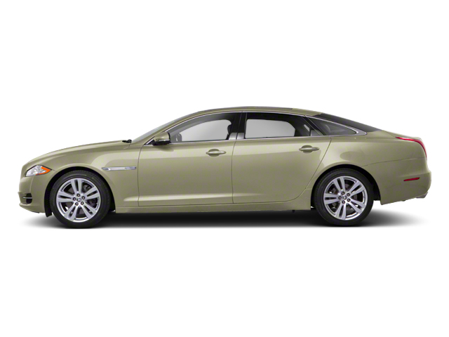 Cashmere 2012 Jaguar XJ Pictures XJ Sedan 4D L photos side view