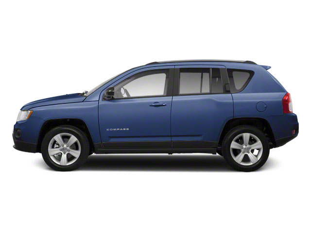 True Blue Pearl 2012 Jeep Compass Pictures Compass Utility 4D Limited 4WD photos side view