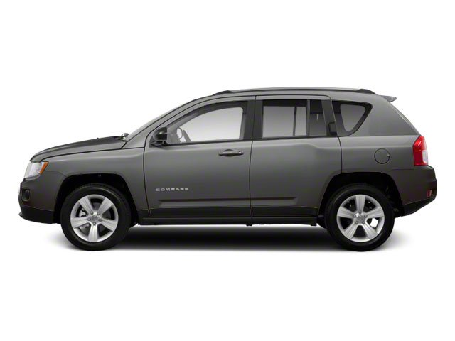 Mineral Gray Metallic 2012 Jeep Compass Pictures Compass Utility 4D Limited 4WD photos side view