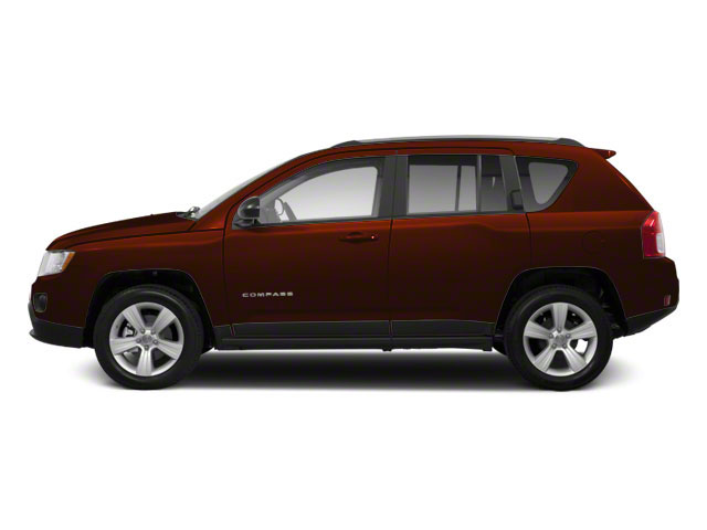 Copperhead Pearl 2012 Jeep Compass Pictures Compass Utility 4D Limited 4WD photos side view