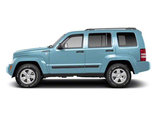 Winter Chill Pearl 2012 Jeep Liberty Pictures Liberty Utility 4D Sport 2WD photos side view