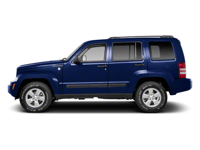 True Blue Pearl 2012 Jeep Liberty Pictures Liberty Utility 4D Limited Jet 4WD photos side view