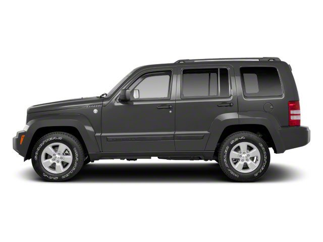 Mineral Gray Metallic 2012 Jeep Liberty Pictures Liberty Utility 4D Limited Jet 4WD photos side view