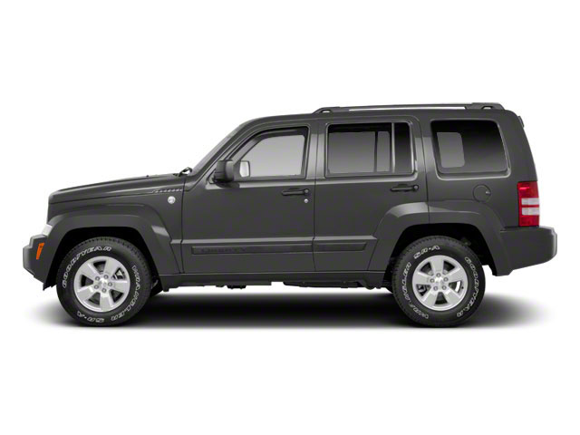 Mineral Gray Metallic 2012 Jeep Liberty Pictures Liberty Utility 4D Limited Jet 2WD photos side view