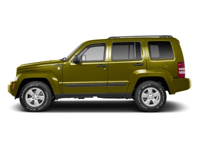Rescue Green Metallic 2012 Jeep Liberty Pictures Liberty Utility 4D Sport 2WD photos side view