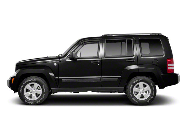 Brilliant Black Crystal Pearl 2012 Jeep Liberty Pictures Liberty Utility 4D Limited Jet 2WD photos side view