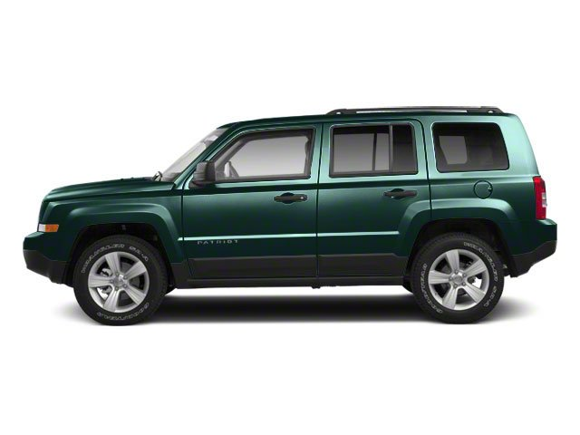 Onyx Green Pearl 2012 Jeep Patriot Pictures Patriot Utility 4D Limited 2WD photos side view