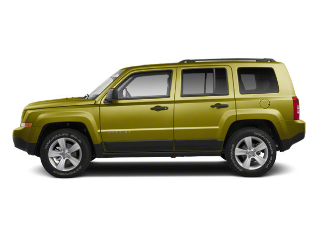 Onyx Green Pearl 2012 Jeep Patriot Pictures Patriot Utility 4D Sport 2WD photos side view