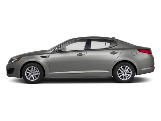 Satin Metal 2012 Kia Optima Pictures Optima Sedan 4D LX photos side view