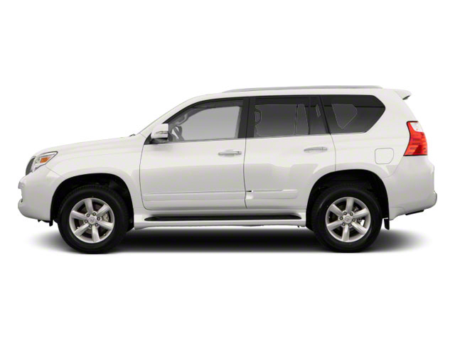 Starfire Pearl 2012 Lexus GX 460 Pictures GX 460 Utility 4D Premium 4WD photos side view
