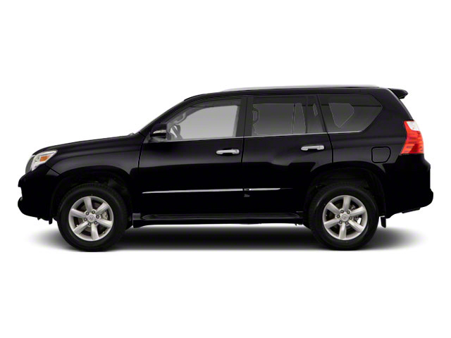 Black Onyx 2012 Lexus GX 460 Pictures GX 460 Utility 4D Premium 4WD photos side view