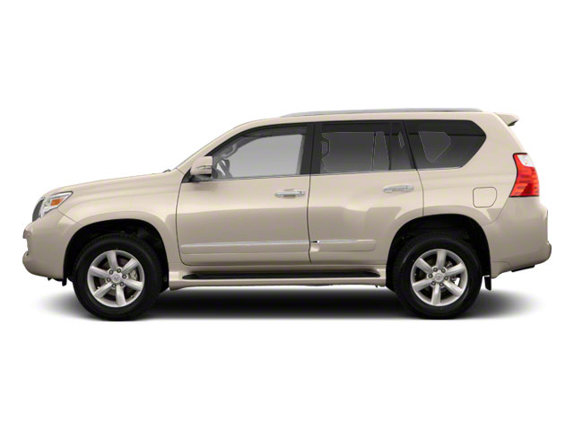 Satin Cashmere Metallic 2012 Lexus GX 460 Pictures GX 460 Utility 4D Premium 4WD photos side view