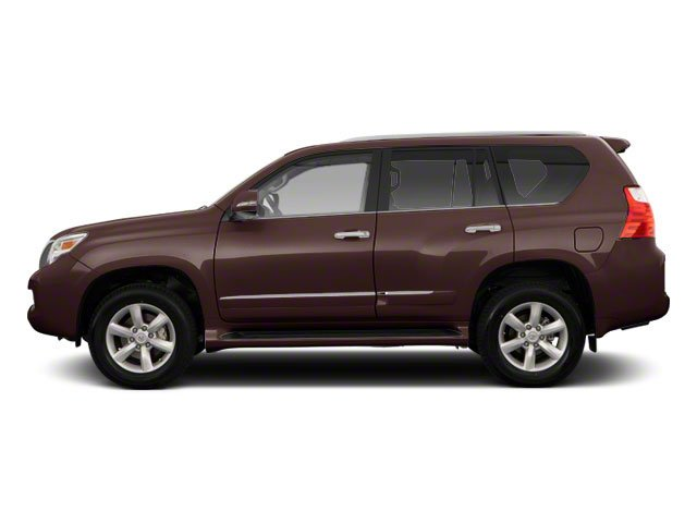 Fire Agate Pearl 2012 Lexus GX 460 Pictures GX 460 Utility 4D Premium 4WD photos side view