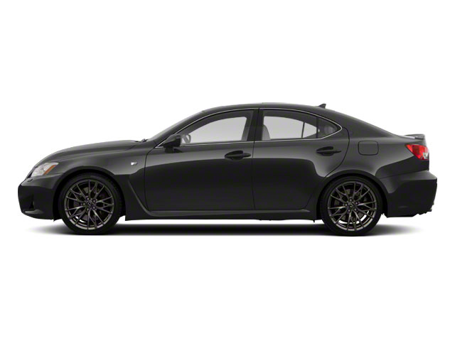 Nebula Gray Pearl 2012 Lexus IS F Pictures IS F Sedan 4D IS-F photos side view