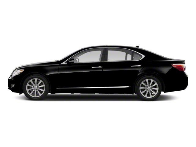 Obsidian 2012 Lexus LS 460 Pictures LS 460 Sedan 4D LS460L photos side view