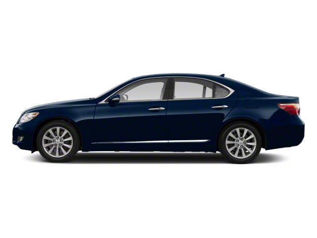 Deep Sea Mica 2012 Lexus LS 460 Pictures LS 460 Sedan 4D LS460L photos side view