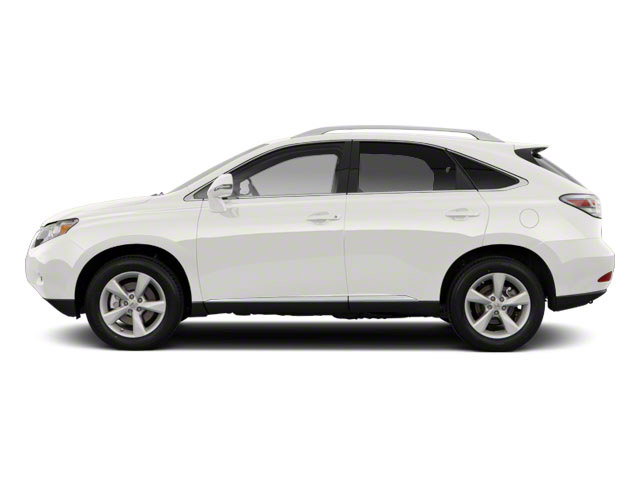 Starfire Pearl 2012 Lexus RX 350 Pictures RX 350 Utility 4D AWD photos side view