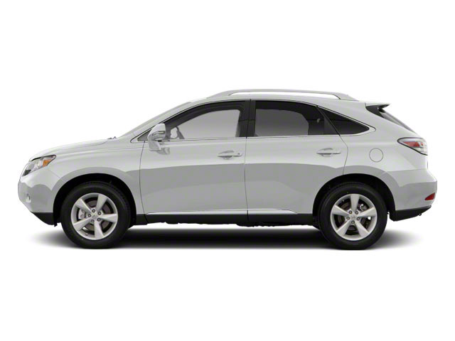 Tungsten Pearl 2012 Lexus RX 350 Pictures RX 350 Utility 4D 2WD photos side view