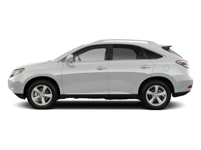 Tungsten Pearl 2012 Lexus RX 350 Pictures RX 350 Utility 4D AWD photos side view