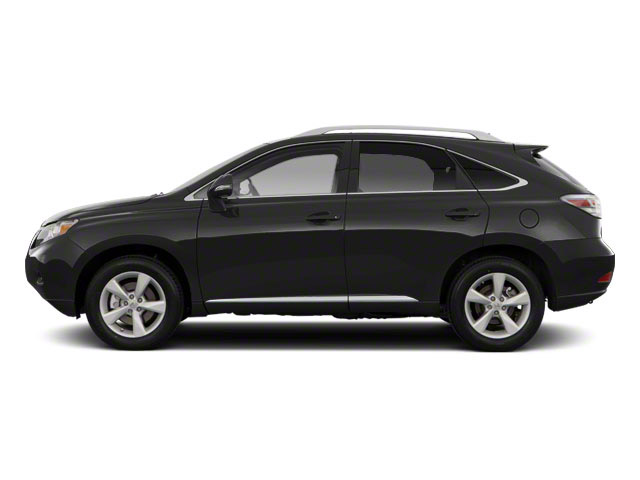 Nebula Gray Pearl 2012 Lexus RX 350 Pictures RX 350 Utility 4D AWD photos side view