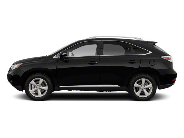 Obsidian 2012 Lexus RX 350 Pictures RX 350 Utility 4D AWD photos side view