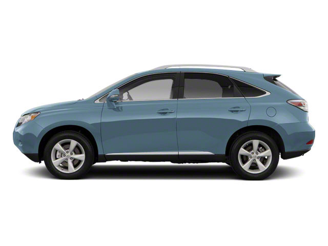 Cerulean Blue Metallic 2012 Lexus RX 350 Pictures RX 350 Utility 4D 2WD photos side view