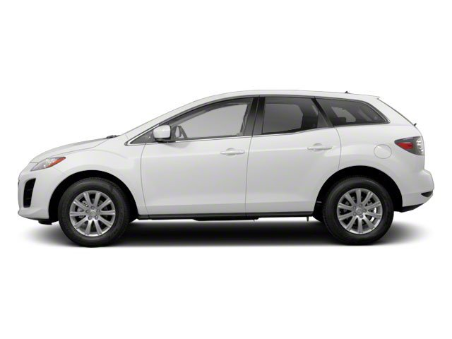 Crystal White Pearl Mica 2012 Mazda CX-7 Pictures CX-7 Wagon 4D s GT photos side view