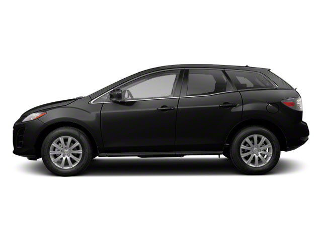 Brilliant Black 2012 Mazda CX-7 Pictures CX-7 Wagon 4D s Touring AWD photos side view