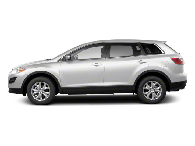 Crystal White Pearl Mica 2012 Mazda CX-9 Pictures CX-9 Utility 4D Sport AWD photos side view