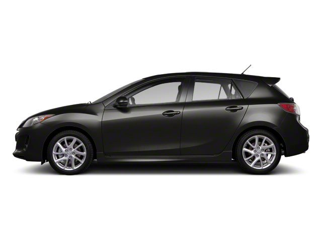 Graphite Mica 2012 Mazda Mazda3 Pictures Mazda3 Wagon 5D s GT photos side view