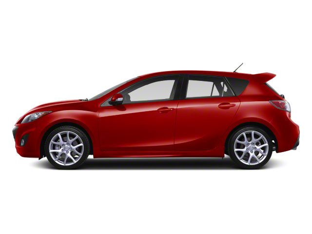 Velocity Red Mica 2012 Mazda Mazda3 Pictures Mazda3 Wagon 5D SPEED photos side view