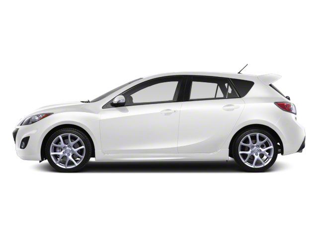 Crystal White Pearl Mica 2012 Mazda Mazda3 Pictures Mazda3 Wagon 5D SPEED photos side view
