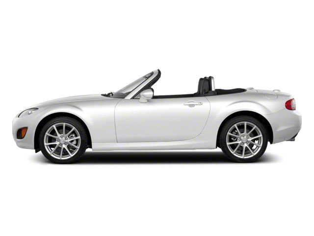 Crystal White Pearl Mica 2012 Mazda MX-5 Miata Pictures MX-5 Miata Hardtop 2D Touring photos side view