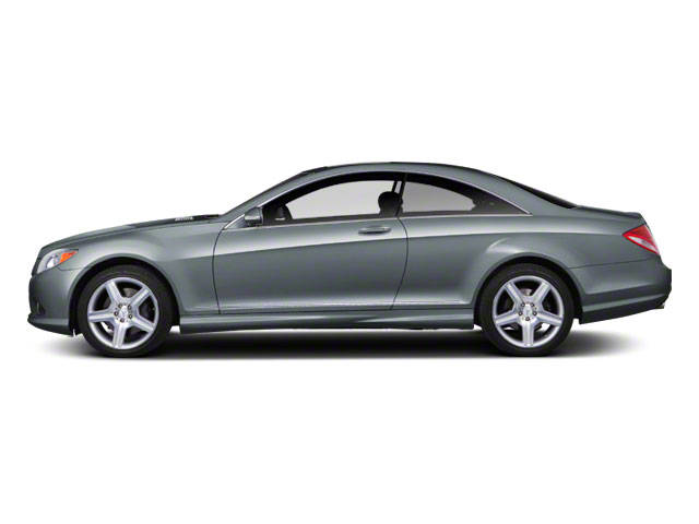 Andorite Grey 2012 Mercedes-Benz CL-Class Pictures CL-Class Coupe 2D CL550 AWD photos side view