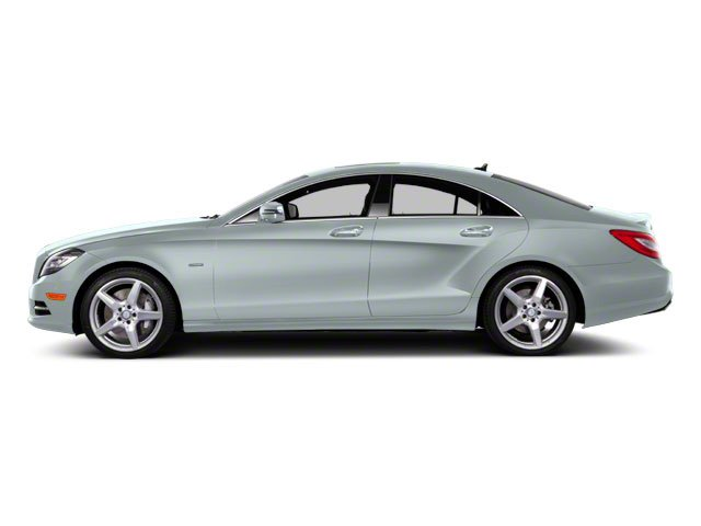 designo Magno Alanite Grey Matte 2012 Mercedes-Benz CLS-Class Pictures CLS-Class Sedan 4D CLS63 AMG photos side view