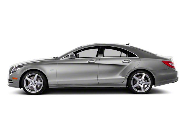 Indium Grey Metallic 2012 Mercedes-Benz CLS-Class Pictures CLS-Class Sedan 4D CLS63 AMG photos side view