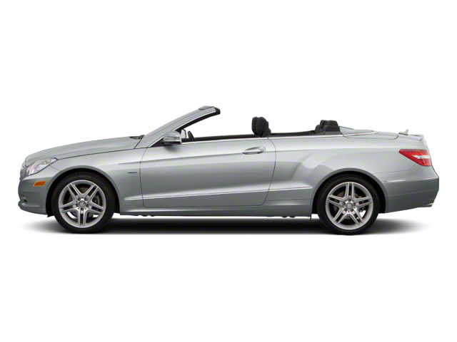 designo Magno Alanite Grey Matte 2012 Mercedes-Benz E-Class Pictures E-Class Convertible 2D E350 photos side view