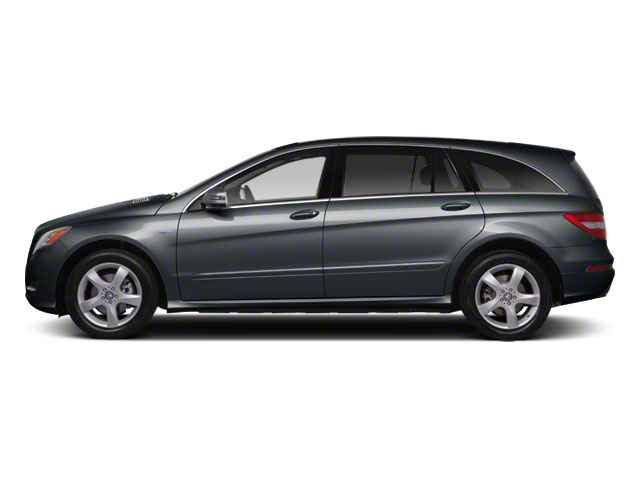 Steel Grey Metallic 2012 Mercedes-Benz R-Class Pictures R-Class Utility 4D R350 AWD photos side view